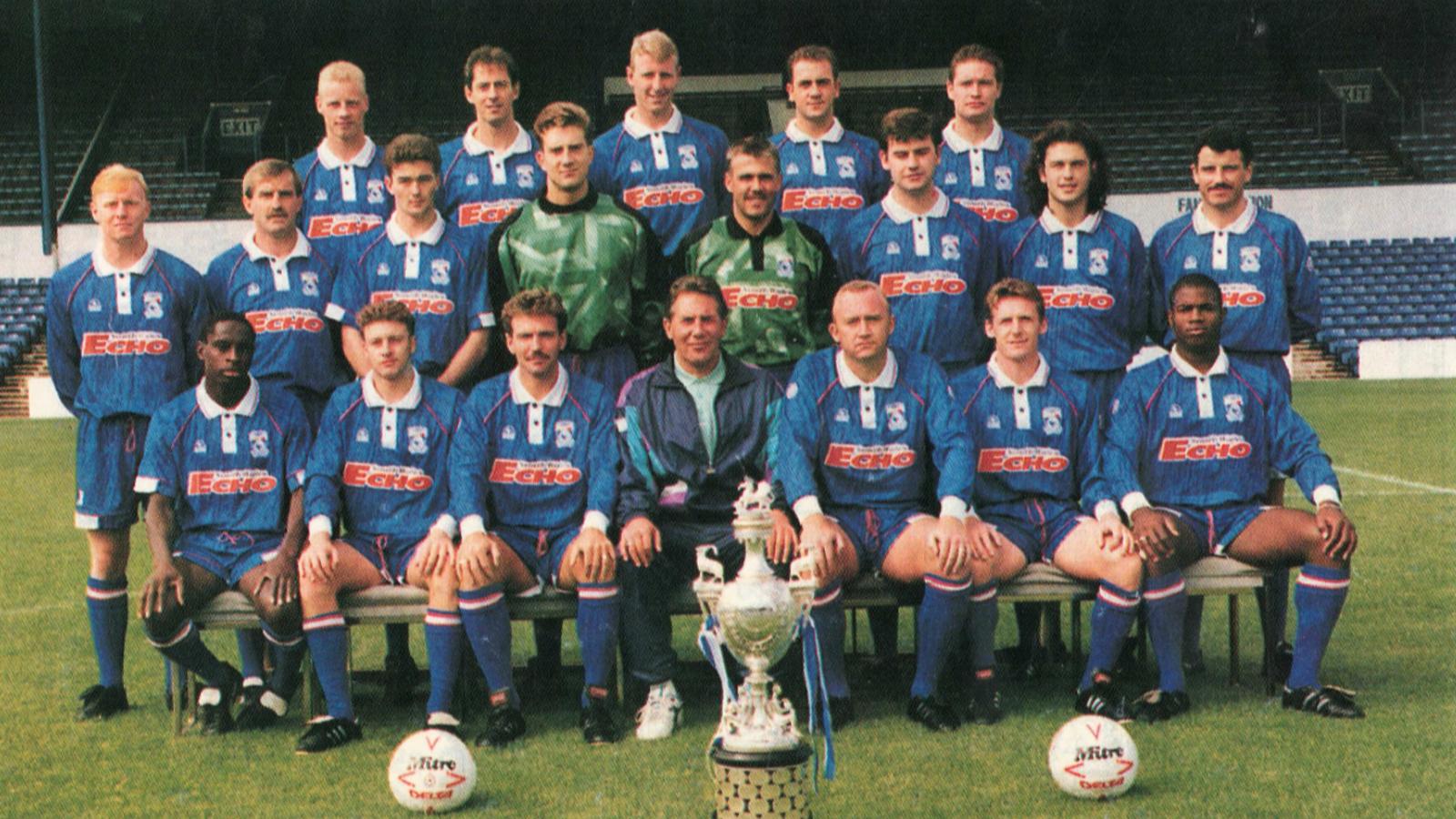 Cardiff City 1992-93