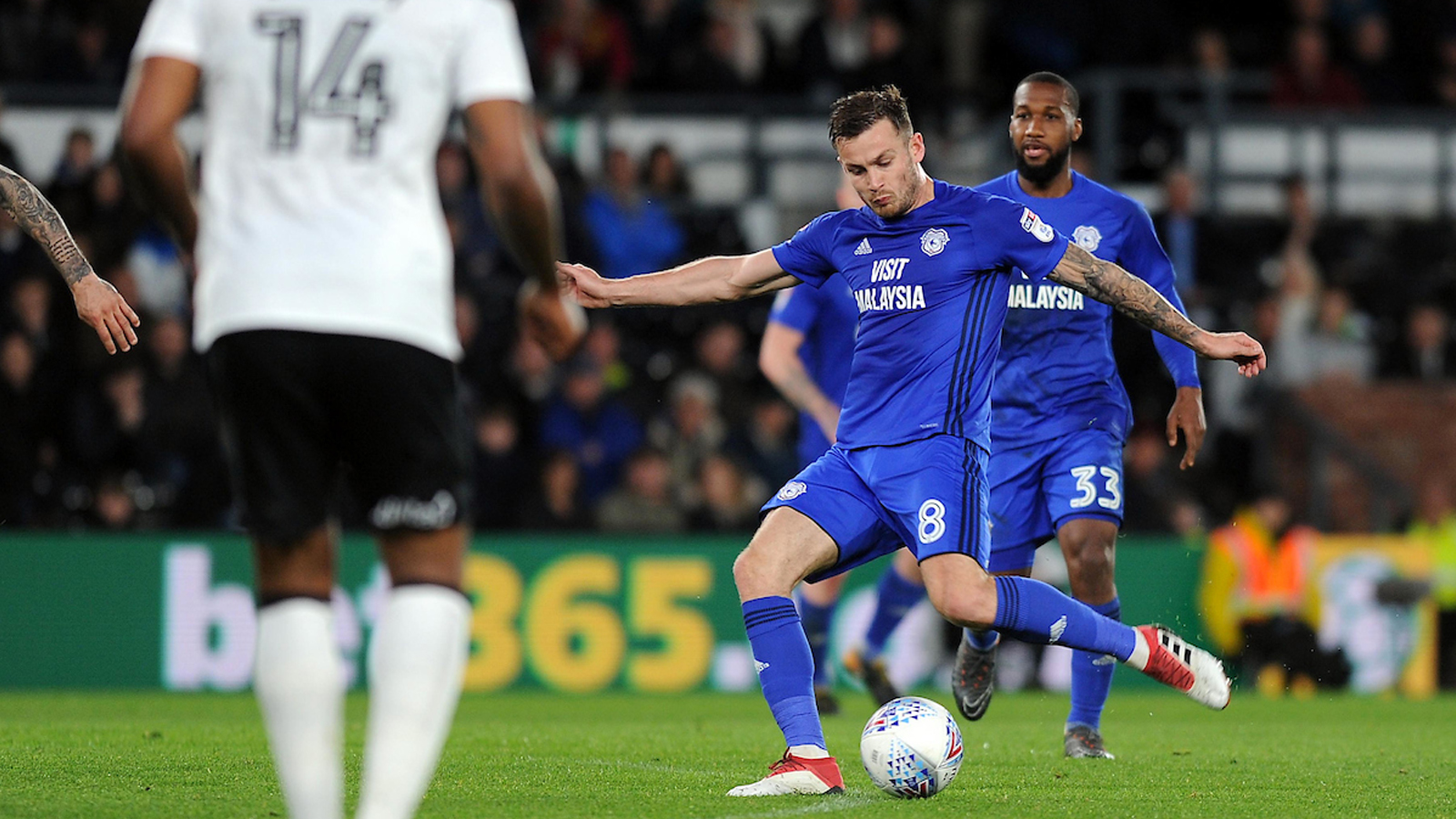 cardiff city vs derby county - photo #42