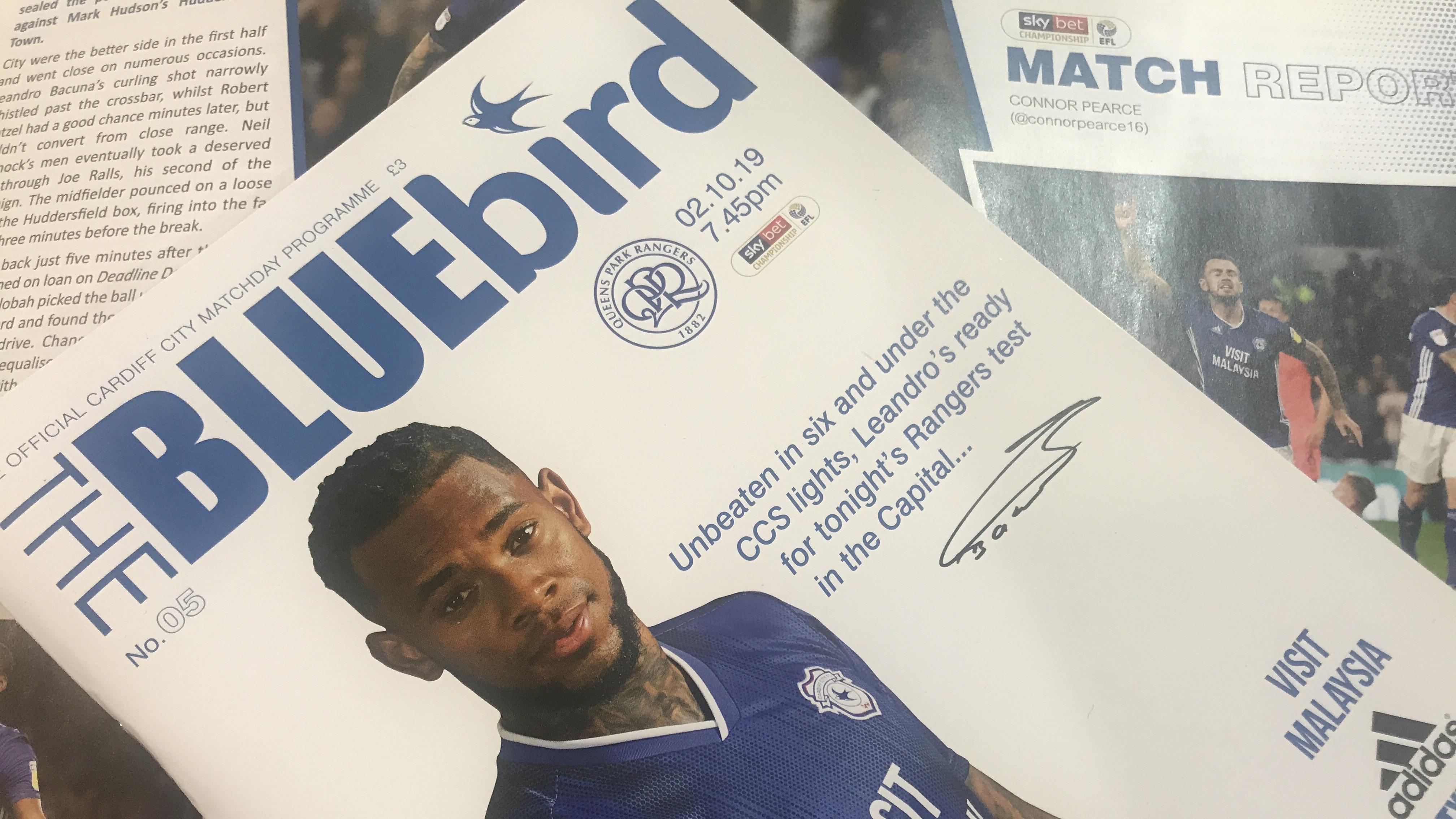 Bluebird ad