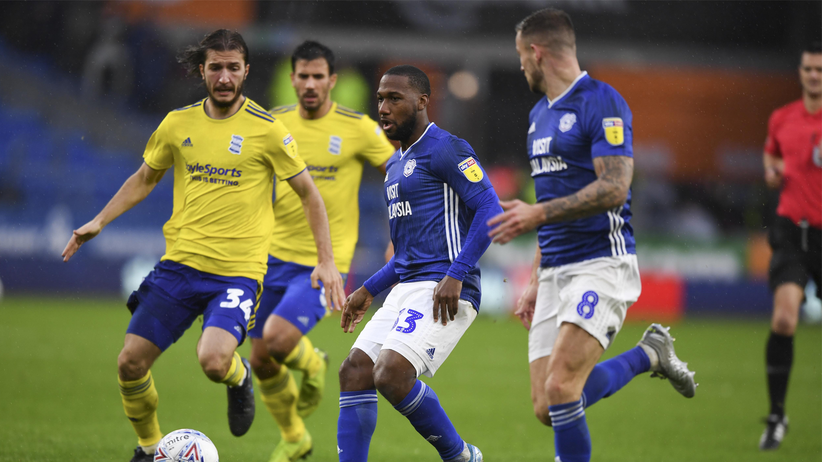 Cardiff City TV pre-Charlton Athletic